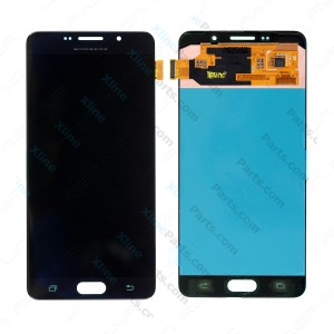 LCD with Touch Samsung Galaxy A7 A710 (2016) black OLED