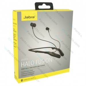 Bluetooth Headset Jabra Halo Fusion black