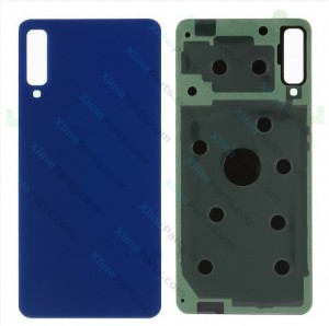 Back Battery Cover Samsung Galaxy A7 (2018) A750 blue