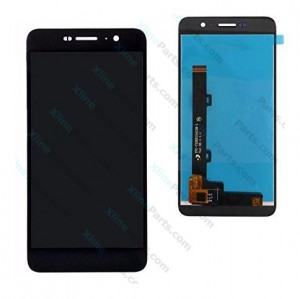 LCD with Touch Huawei Y6 Pro black OCG
