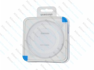 Samsung Fast Charge Wireless Charging Pad white (Original)
