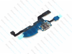 Flex Connector Charging Port with Microphone Samsung Galaxy S4 Mini I9195