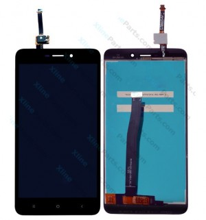LCD with Touch Xiaomi Redmi 4A black OCG