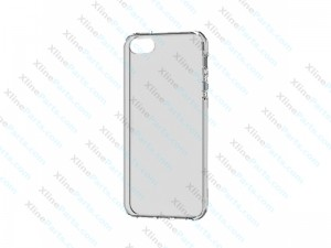 Silicone Case iPhone 6G/6S (clear Protective) black