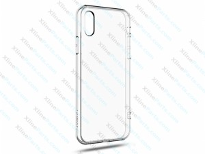 Silicone Case Apple iPhone X/XS clear