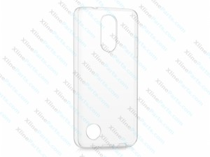 Silicone Case LG K4 (2017) Ultra-Thin clear