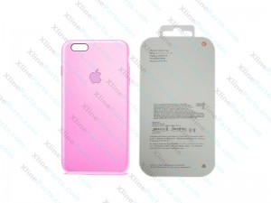 Back Case Apple iPhone 6G/6S Hard Case pink