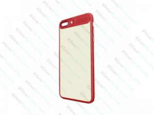 Silicone Case Dropproof Protective  iPhone 7/8 red