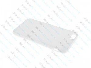 Silicone Case Apple iPhone 5C clear