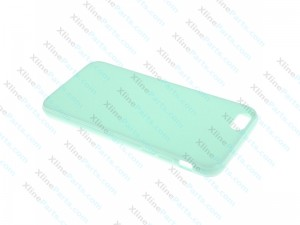 Silicone Case Apple iPhone 5C green