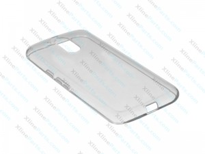silicone Case LG K10 2017 clear