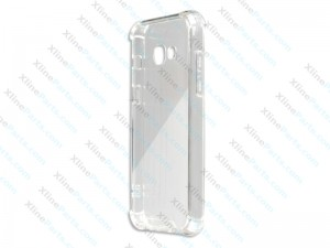 Silicone Case Samsung Galaxy A7 (2017) A720 clear