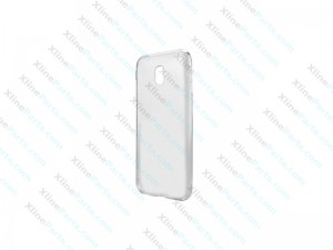 Silicone Case Samsung Galaxy J5 (2017) J530 clear