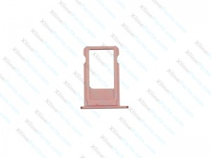 SIM Card Holder Apple iPhone 6S rose gold