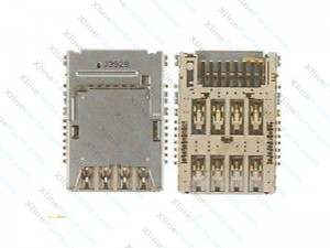 Sim Card Reader Samsung Galaxy Mega I9205