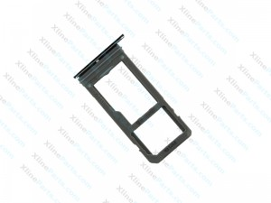 SIM Card Holder Samsung Galaxy S8 G950 S8 Plus G955 black