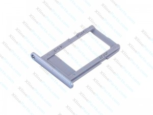 SIM Holder Samsung Galaxy J330 J530 J730 2017 Single blue