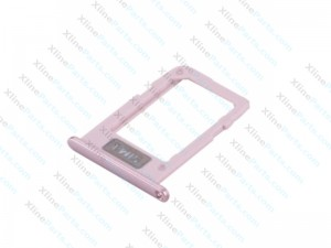 SIM Holder Samsung Galaxy J330 J530 J730 2017 Single pink