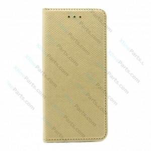 Flip Case Magnetic Samsung Galaxy S9 G960 gold