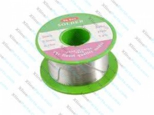 Solid Solder Wire 0.3mm (SMALL)
