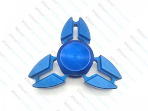 Spinner Hand Toys  Tri-Spinner Metal mix color