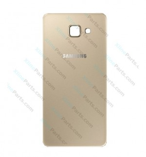 Back Cover Samsung Galaxy A7 (2016) A710 gold