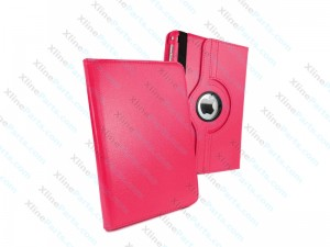 Case 360 Degree Rotate iPad Mini 4 pink