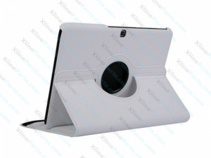 Tablet Case 360 Degree Rotate Samsung Galaxy Tab E 9.6 T560 white