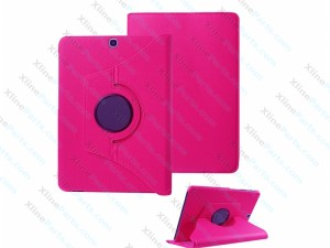 Tablet Case 360 Degree Rotate Samsung Galaxy Tab S2 8.0 T719 T715 pink