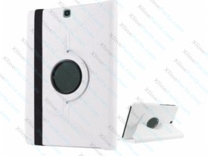 Tablet Case 360 Degree Rotate Samsung Galaxy Tab S2 8.0 T719 T715 white
