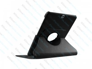 Tablet Case 360 Degree Rotate Samsung Galaxy Tab S2 9.7 T819 black