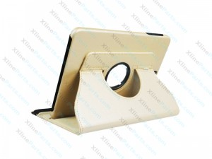 Tablet Case 360 Degree Rotate Samsung Galaxy Tab S2 9.7 T819 white