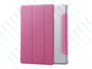 Case Clear Back Apple iPad 2 iPad 3 iPad 4 pink