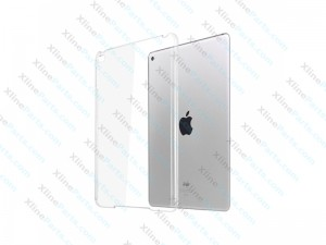 Case Clear Back iPad Mini 4 white
