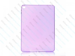 Case Clear Back iPad Mini / iPad Mini 2 / iPad Mini 3 pink