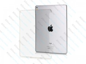 Case Clear Back iPad Mini / iPad Mini 2 / iPad Mini 3 white