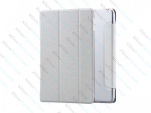 Tablet Case Clear Back Samsung Galaxy Tab A (2016) 7'' T280 white