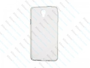 Silicone Case Samsung Galaxy Note 8 N950 clear