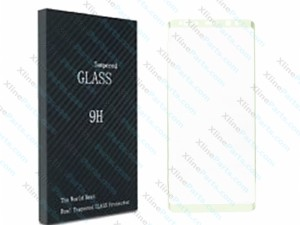 Tempered Glass Screen Protector Edge Glue Samsung Galaxy Note 8 N950 clear