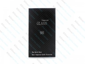 Tempered Glass Screen Protector Samsung Galaxy S9 Plus G965 gold