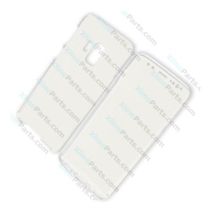 Silicone Case Samsung Galaxy S9 Plus G965 Double Sided clear