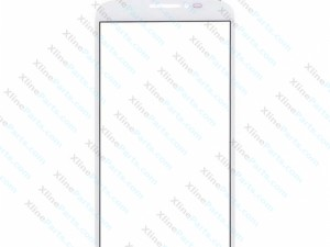 Touch Panel Alcatel One Touch Pop C7 OT 7040 white