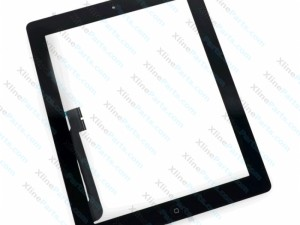 Touch Panel Apple iPad 3 Complete black