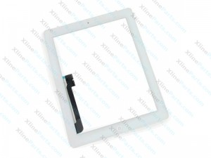 Touch Panel Apple iPad 3 Complete white