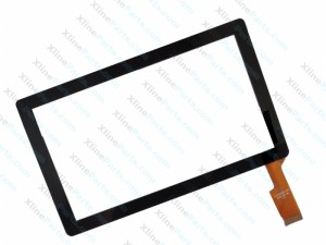 Touch Panel  Perciron Tablet 7 black