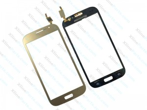Touch Panel Samsung Galaxy i9060i Grand Neo Plus gold