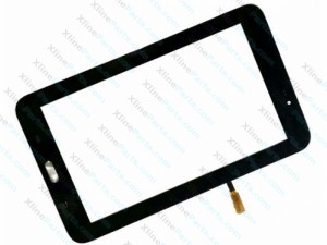 Touch Panel Samsung Galaxy Tab 3 Lite T113 black