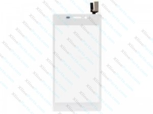Touch Panel  SONY XPERIA M2 D2305 D2306 White