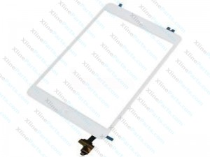 Touch Panel with IC iPad Mini 3 white