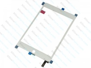 Touch Panel with IC Apple iPad Mini 4 white